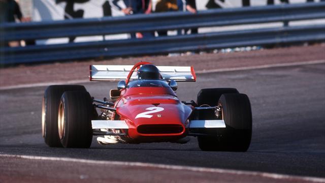 """Arriva in sala """"Ferrari 312 B"""", film che riporta in vita la mitica auto del 1970"""