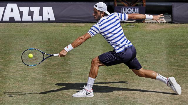 ATP Stuttgart, Jeremy Chardy-Feliciano López: Heroica victoria jugando lesionado 3-6, 6-3 y 2-6
