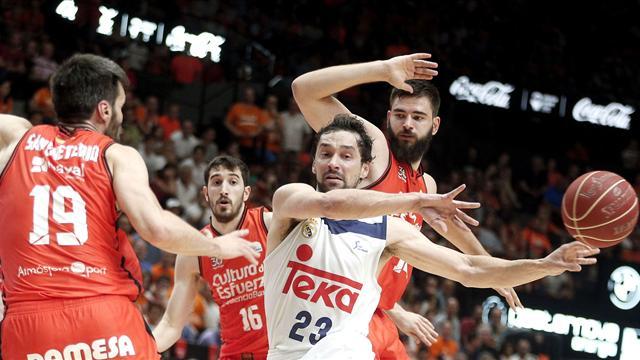 Final ACB, Valencia-Madrid (cuarto partido): Ilusión contra frases contundentes (20:30, serie 2-1)