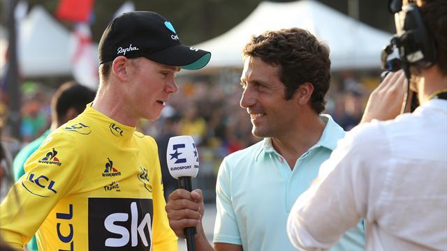 Eurosport zeigt bei Tour de France 2017 erstmals jede Minute live