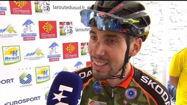 Julien Loubet remporte la première étape de la Route du Sud