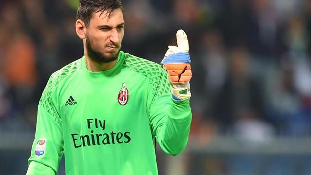Donnarumma no renovará contrato con AC Milán