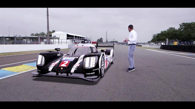 Le-Mans-Legende Kristensen: Darauf kommt es in der Ford-Schikane an