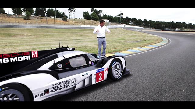 Mythos Le Mans: Kristensen erklärt die Tücken von Esses de la Forêt