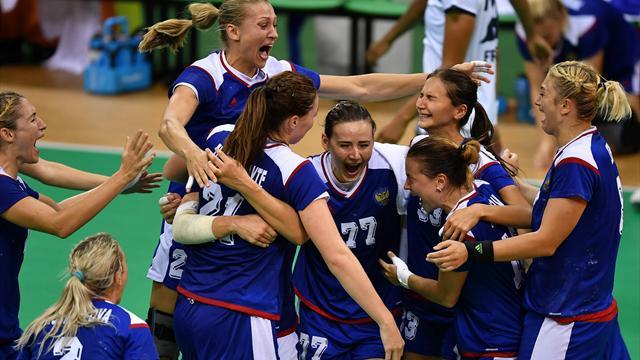 Русские гандболистки обыграли команду Польши ивышли начемпионат мира