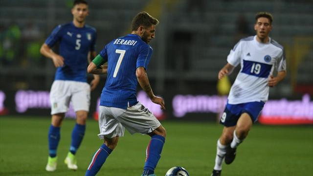 Calcio in tv: gioca l'Italia under 21