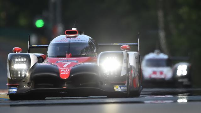 24 horas de Le Mans: Kobayashi bate el récord del circuito y se hace con la pole