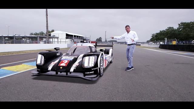 L'analisi del circuito di Le Mans: Tom Kristensen ci spiega la chicane Ford