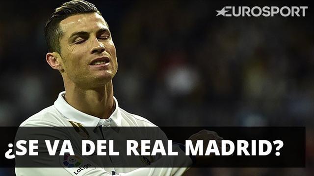 El Real Madrid salió a bancar con todo a Cristiano