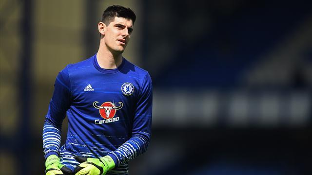 Daily Mail: Куртуа отклонил первое предложение «Челси» о продлении контракта