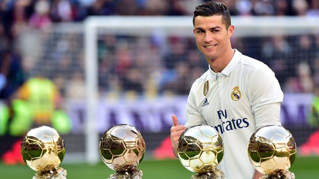 Weltfußballer nach München? Bayern äußert sich zu Ronaldo