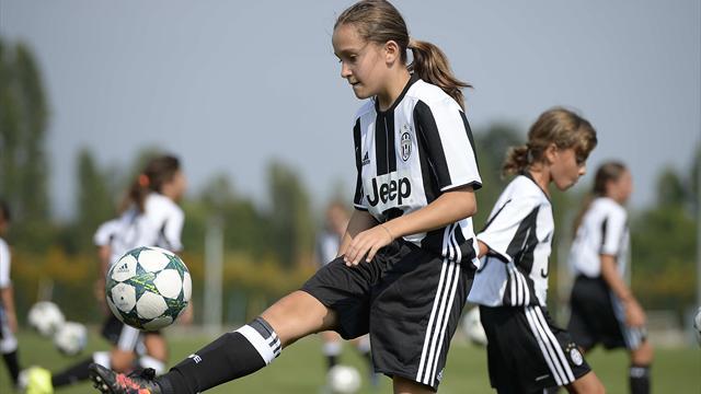 Ufficiale: la Juventus avrà una squadra femminile dalla stagione 2017/18