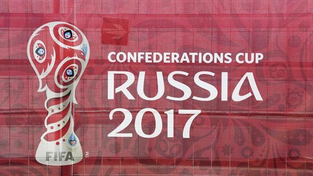 Rusia y Nueva Zelanda abrirán el telón de Confederaciones