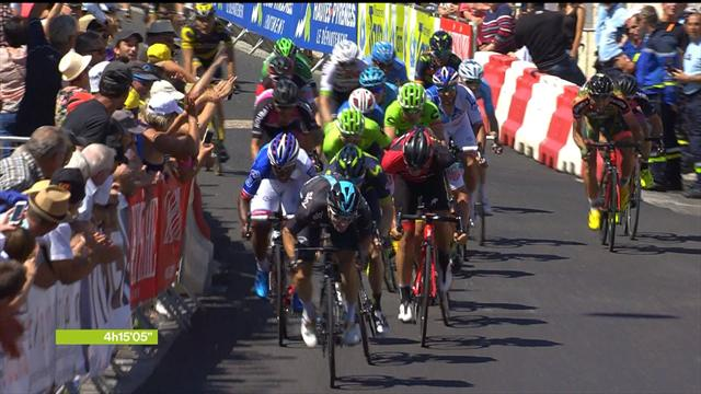 Viviani wins Stage 2 of the Route du Sud