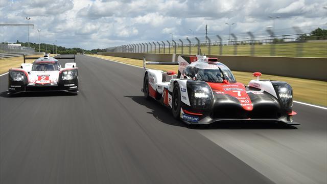 Toyota or Porsche? Kristensen picks his team to beat