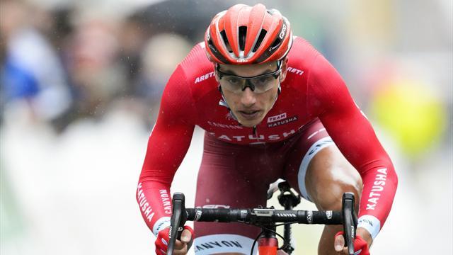 Tour de Suiza: Simon Spilak reina en Solden y es el nuevo líder