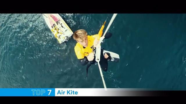 Tra il caldo dell'estate e il brivido del volo, la soluzione è l'Air Kite!