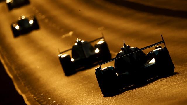 Arrancan las 24 Horas de Le Mans ¡Síguelas en Eurosport Player!