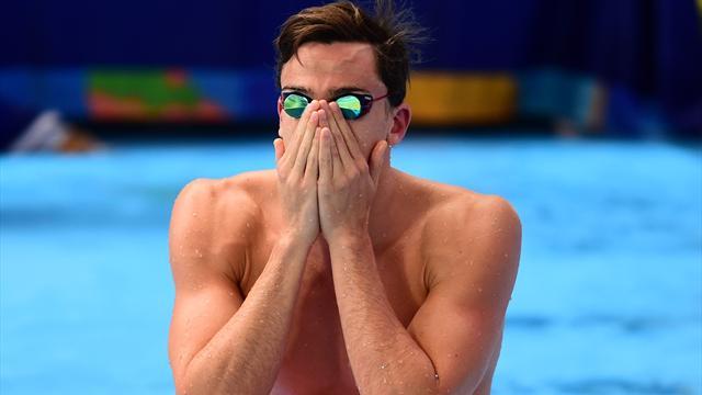 Mignon, vice-champion olympique en relais, arrête sa carrière