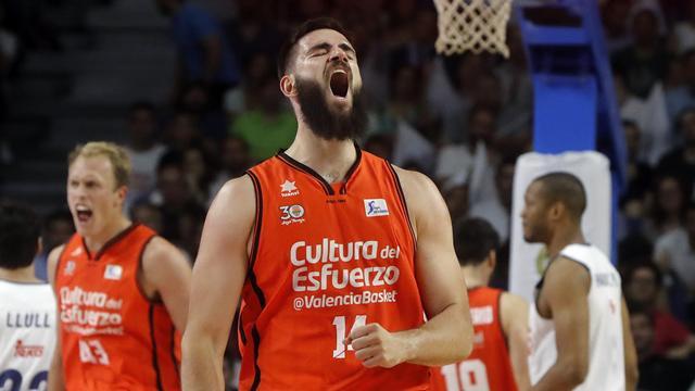 Liga ACB: El desgarrador grito de felicidad del MVP de la serie final