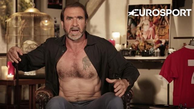 """Cantona: """"Sergio Ramos, Oscar per la simulazione e basta con questi selfie!"""""""