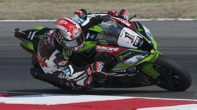 Rea wins Race 2 at Laguna Seca to extend championship lead