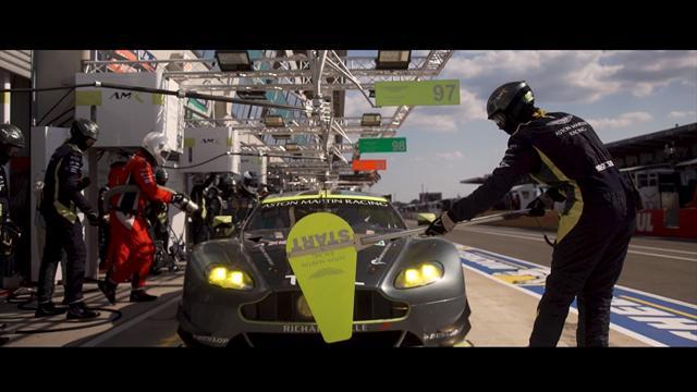 Getting to Know: come si svolge un pit stop alla 24 ore di Le Mans?