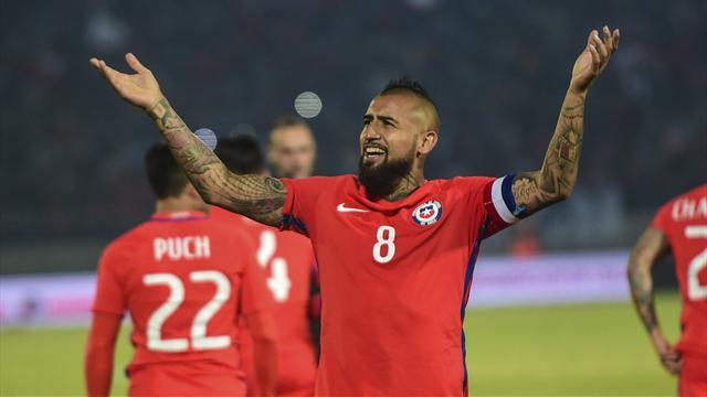 Vidal, une star qui a dribblé la faim