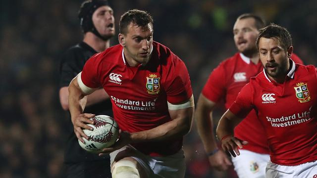 Now Lions must finish the job, says Warburton