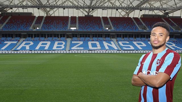 Trabzonspor tarihindeki 120. yabancı transferi