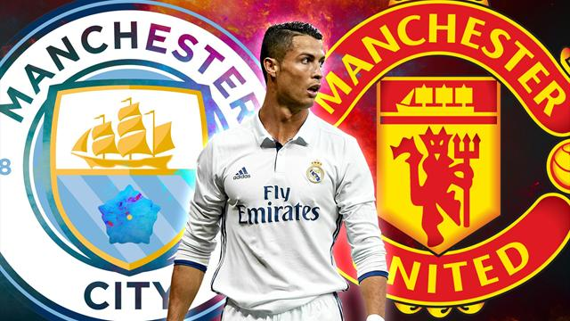 Euro Papers: Pep plots stunning Ronaldo coup, as United prepare huge offer