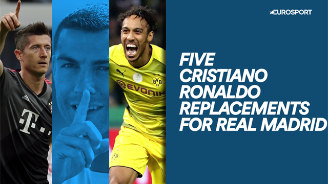 5 players who could replace Cristiano Ronaldo at Real Madrid