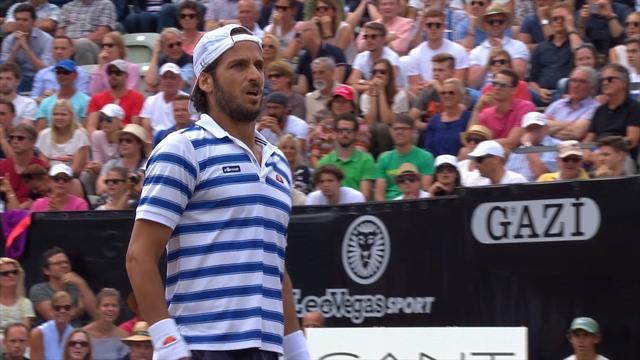 Un challenge bien senti et Lopez a eu le dernier mot face à Mischa Zverev : le résumé de sa victoire