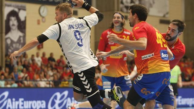 46-16. España arrolla a Finlandia y cierra clasificación perfecta al Europeo