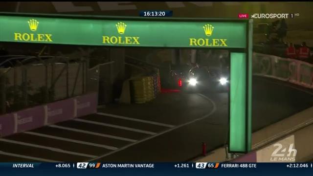 24 Horas de Le Mans: Problemas para el Toyota de Buemi