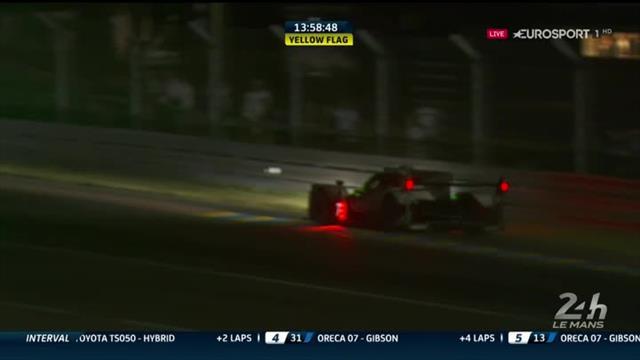 Race leader Kobayashi splutters to a halt