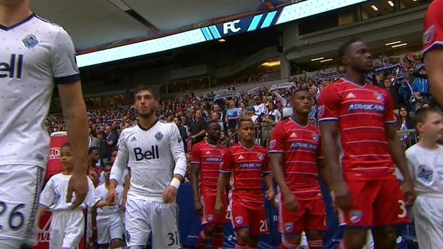 MLS: Vancouver Whitecaps FC - FC Dallas (Özet)