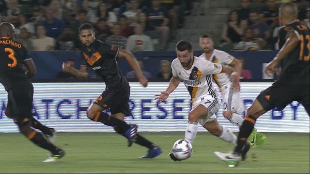 Passe décisive et but à la dernière minute : Alessandrini a sorti le LA Galaxy de l'enfer
