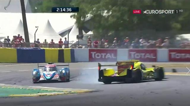 Nelsinho Piquet non perdona nemmeno alla Le Mans!