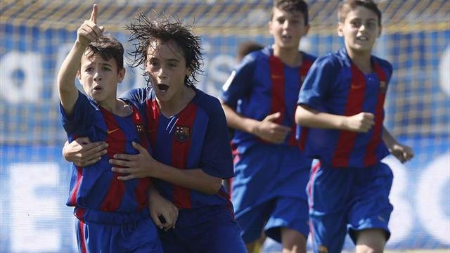 El Barça derrota al Villarreal y se proclama campeón de LaLiga Promises