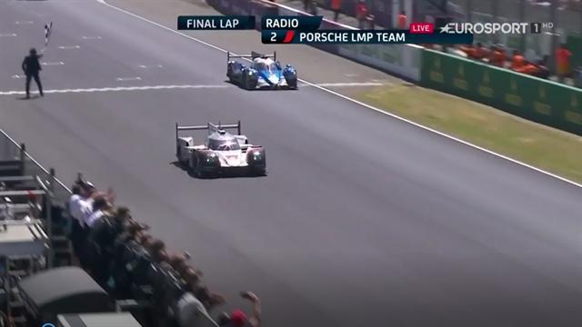 Porsche выиграла «24 часа Ле-Мана» в 19-й раз в истории