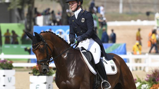 Krajewski gewinnt Vier-Sterne-Prüfung in Luhmühlen