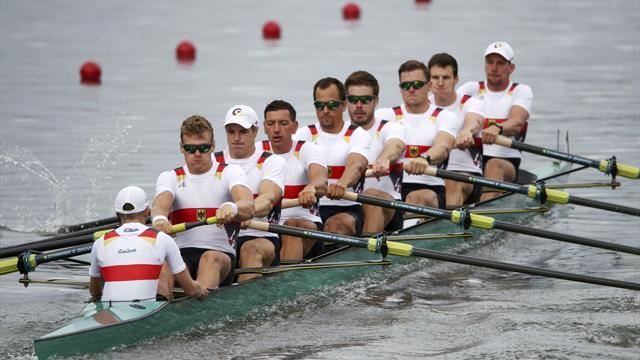Weltcup-Sieg mit Rekordzeit: Deutschland-Achter glänzt in Posen