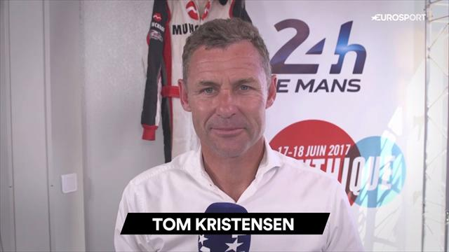 This or That: Tom Kristensen