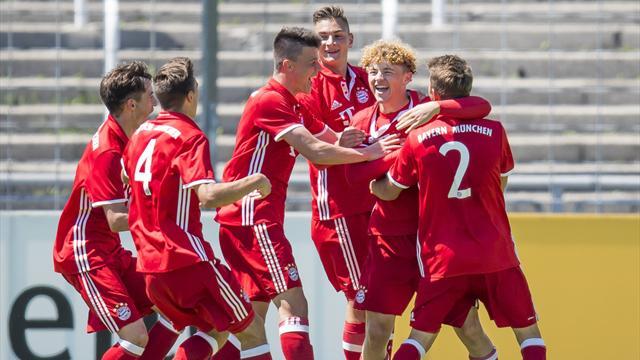 Fünfte B-Junioren-Meisterschaft für Bayern München