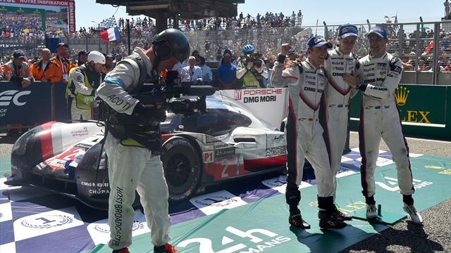 Revenue du bout du monde, Porsche poursuit son règne au Mans
