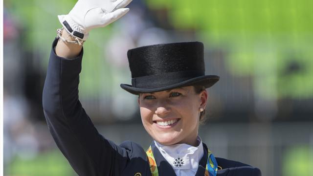 Nürnberger Burg-Pokal: Olympiasiegerin Bröring-Sprehe gewinnt Quali
