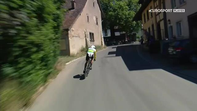 Dennis wins Tour de Suisse TT, Spilak takes GC victory