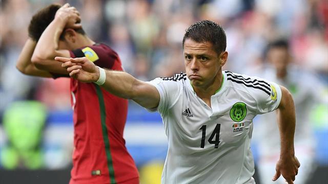 Last-Minute-Tor! Mexiko schockt Portugal spät