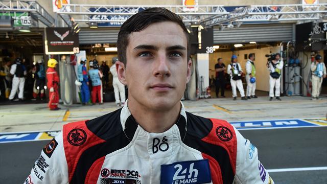 Laurent, 19 ans, l'autre grand gagnant du Mans